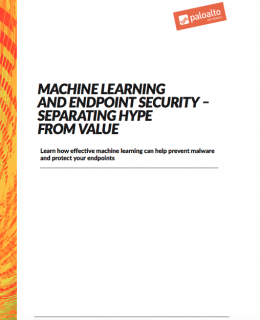 Screen Shot 2019 03 09 at 3.10.47 AM 260x320 - Machine Learning and Endpoint Security - Separating Hype From Value