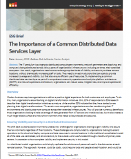 Screenshot 2019 03 26 ESG Research The Importance of a Common Distributed Data Services Layer esg research common distrib...1 190x230 - ESG Brief: The Importance of a Common Distributed Data Services Layer