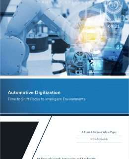 Automotive Digitization