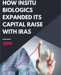 How InSitu Biologics Expanded its Capital Raise with IRAs