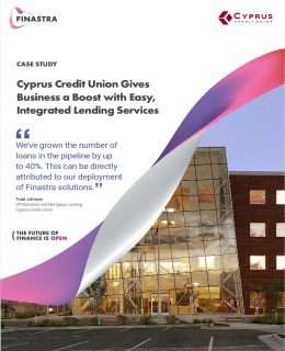 How Cyprus Credit Union Boosts Business with Easy, Integrated Lending Services