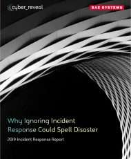 Ignoring Incident Response? Why that Could Be a Dangerous Move