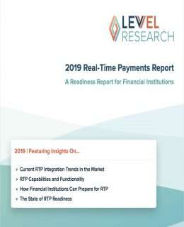 2019 Real-Time Payments Report