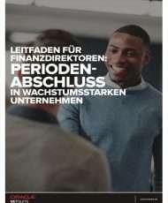 LEITFADEN FÜR FINANZDIREKTOREN: PERIODENABSCHLUSS IN WACHSTUMSSTARKEN UNTERNEHMEN
