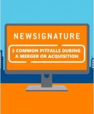 Infographic - Navigating a Merger or Acquisition