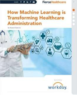 How Machine Learning is Transforming Healthcare Administration