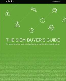 SIEM Buyer's Guide