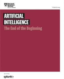 Artificial Intelligence - The End of the Beginning