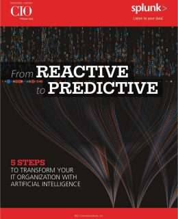 From Reactive to Predictive: 5 Steps to Transform Your IT Org with AI