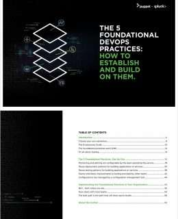 The 5 Foundational DevOps Practices