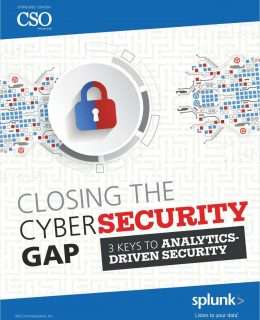 Closing the Cybersecurity Gap: 3 Keys to Analytics-Driven Security