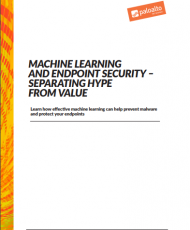 1 1 190x230 - Machine Learning and Endpoint Security - Separating Hype From Value