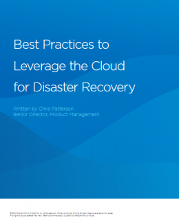 Screenshot 2019 04 12 Best Practices to Leverage the Cloud for Disaster Recovery WP Best Practices to LeverageCloudForDis... 260x320 - Best Practices to Leverage the Cloud for Disaster Recovery