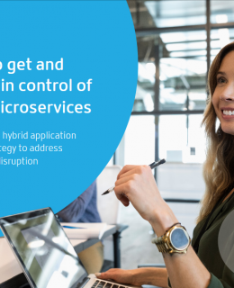 Screenshot 2019 04 16 How to Get and Maintain Control of Your Microservices pdf 260x320 - How to Get and Maintain Control of Your Microservices