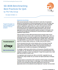 Screenshot 2019 04 16 Tolly218500BenchmarkingBestPractices SDWAN QoSv1Citrix SD WAN Benchmarking Best Practices for QoS b... 190x230 - SD-WAN Benchmarking Best Practices for QoS by The Tolly Group