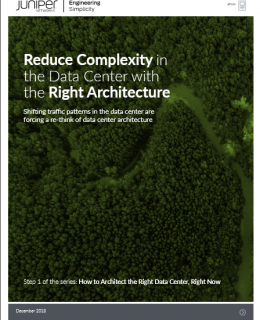 Screenshot 2019 04 20 Reduce Complexity in the Data Center with the Right Architecture pdf 260x320 - Reduce Complexity in the Data Center with the Right Architecture