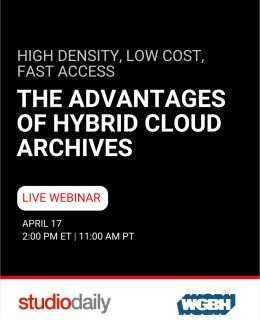 High Density, Low Cost, Fast Access: The Advantages of Hybrid Cloud Archives