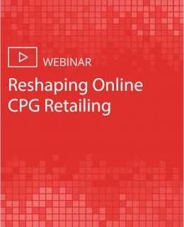 Reshaping Online CPG Retailing