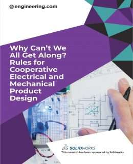 Why Can't We All Get Along? Rules for Cooperative Electrical and Mechanical Product