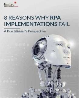 8 Reasons Why RPA Implementations Fail - A Practitioner's Perspective