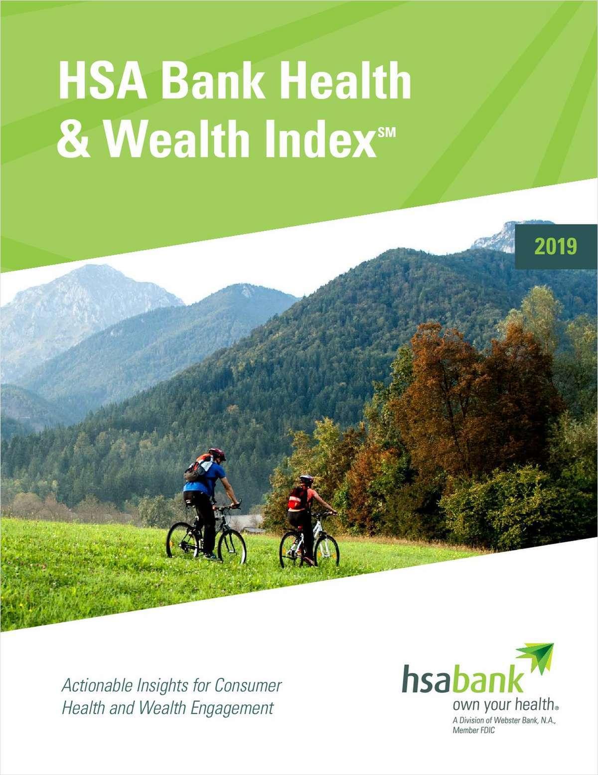 2019 HSA Bank Health & Wealth Index℠ Report - Paperpicks