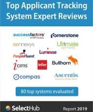 Top Applicant Tracking Systems (ATS)--Expert Reviews, Recommendations, Pricing