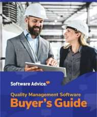 What You Need to Know Before Buying Quality Management Software