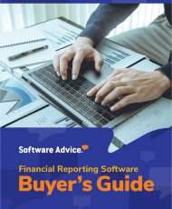 Software Advice's Guide to Buying Financial Reporting Software in 2019