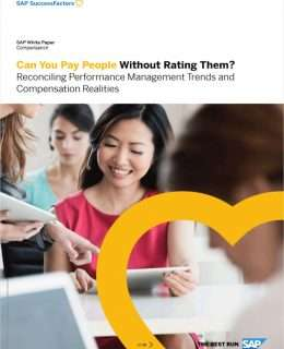 Can you pay people without Rating them?