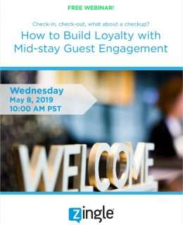 Webinar: How to build loyalty with mid-stay guest engagement