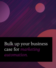 1 9 190x230 - Bulk Up Your Business Case for Marketing Automation