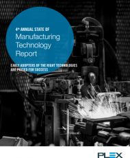 17 190x230 - The 4th Annual State of Manufacturing Technology Report