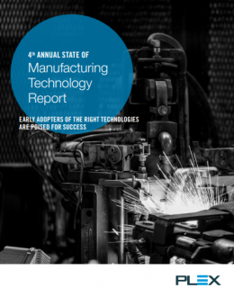 17 260x320 - The 4th Annual State of Manufacturing Technology Report