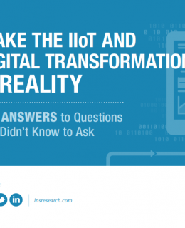 4 260x320 - Make the IIoT and Digital Transformation a Reality
