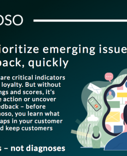 Screen Shot 2019 05 15 at 10.43.17 PM 260x320 - Identify and prioritize emerging issues from customer feedback, quickly