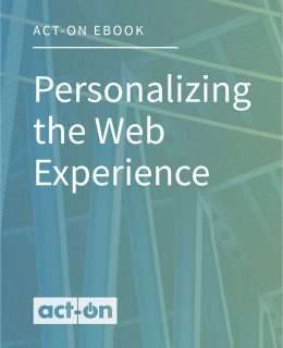 Personalizing the Web Experience