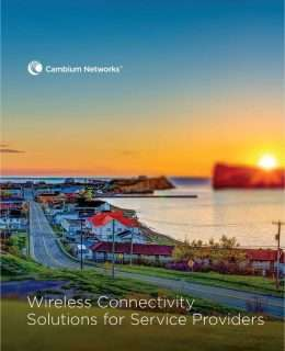Wireless Connectivity Solutions for Service Providers