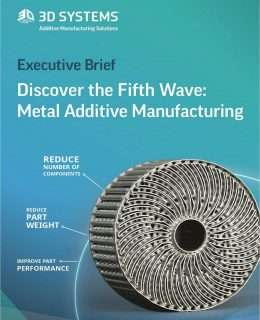 Discover the Fifth Wave: Metal Additive Manufacturing