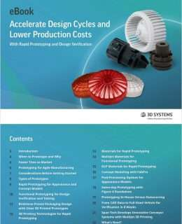 Accelerate Design Cycles and Lower Production Costs
