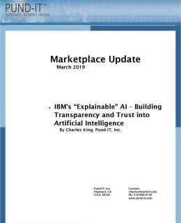 """IBM's """"Explainable"""" AI -Building Transparency and Trust into Artificial Intelligence"""