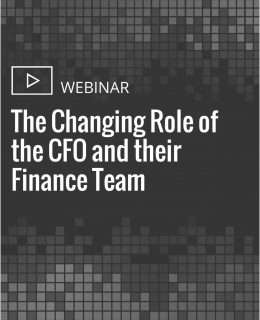 The Changing Role of the CFO and their Finance Team