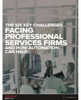 The Six Key Challenges Facing Professional Service Firms and How Automation Can Help