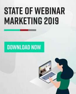 State of Webinar Marketing Report 2019 ANZ