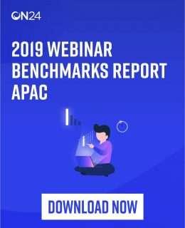 Webinar Benchmarks Report APAC 2019