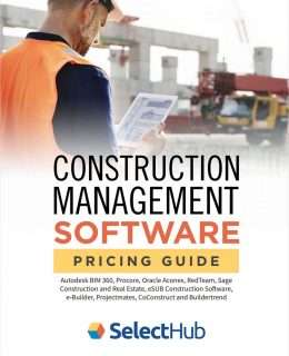 Top Construction Management Software Costs & Pricing for 2019