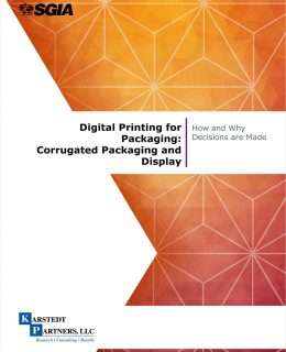 Digital Printing for Corrugated Packaging and Display: How and Why Decisions are Made