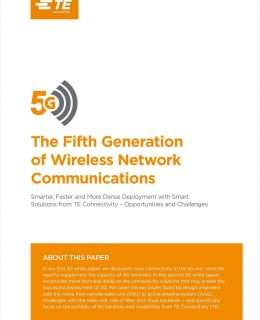 The Fifth Generation of Wireless Network Communications