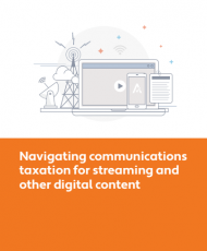 1 11 190x230 - Navigating communications taxation for streaming and other digital content