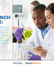 1 2 190x230 - Crunch Time: Why Life Science Companies Must Invest in Digital Workflows Now to Maximize Productivity and Keep Innovating