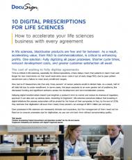 3 2 190x230 - Solutions Overview: 10 Digital Prescriptions for Life Sciences